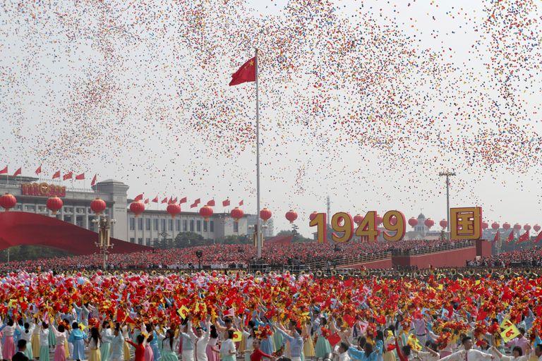 1949-2019: 70 años del régimen comunista en China