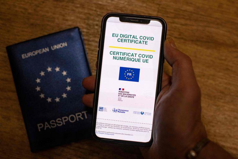 El certificado digital de la Unión Europea