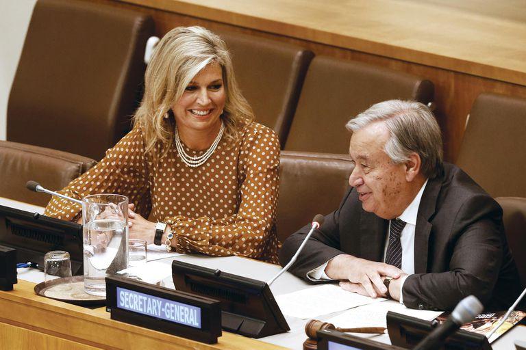 Hace doce años que trabaja como defensora especial del secretario General de la ONU para la inclusión financiera y el desarrollo.