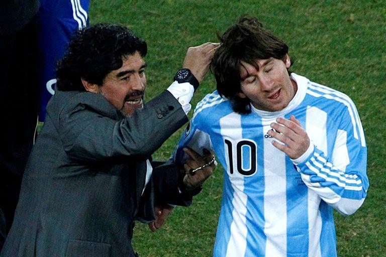 """""""Diego Maradona tenía pasión por el fútbol, Lionel Messi no tiene nada"""""""