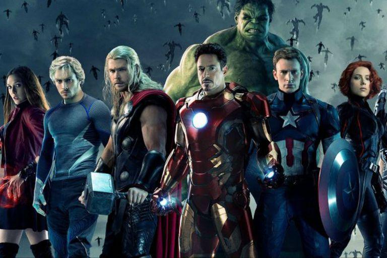 Marvel va a juicio para intentar retener los derechos exclusivos de los Avengers