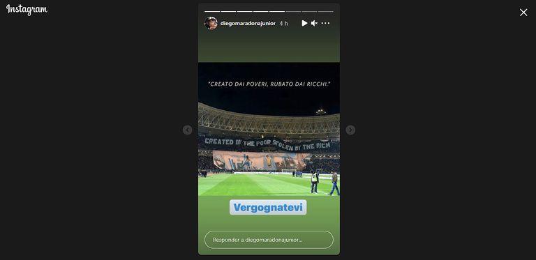 El duro mensaje de Diego Junior por la creación de la Superliga europea