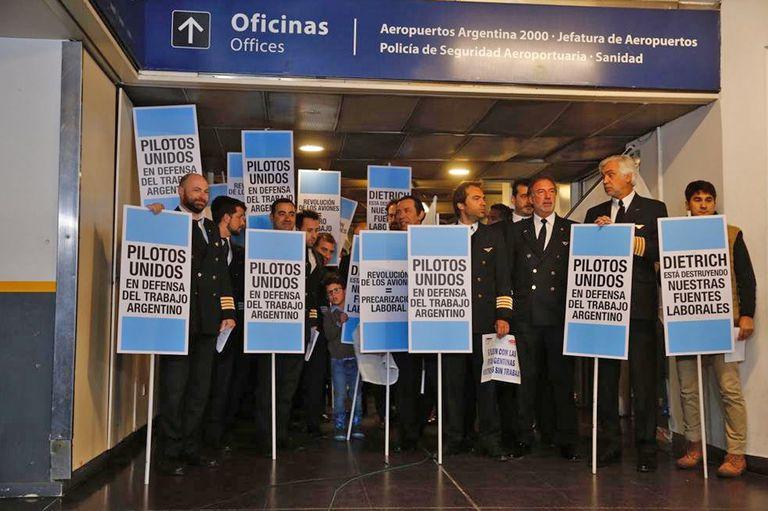 Biró desafía a Alberto Fernández tras haber sido corrido del rearmado sindical