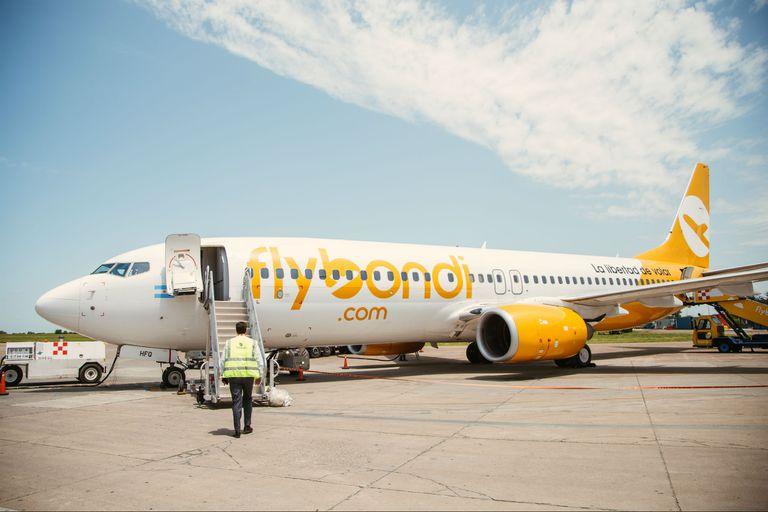 Vuelos: Flybondi suspende sus operaciones en Rosario