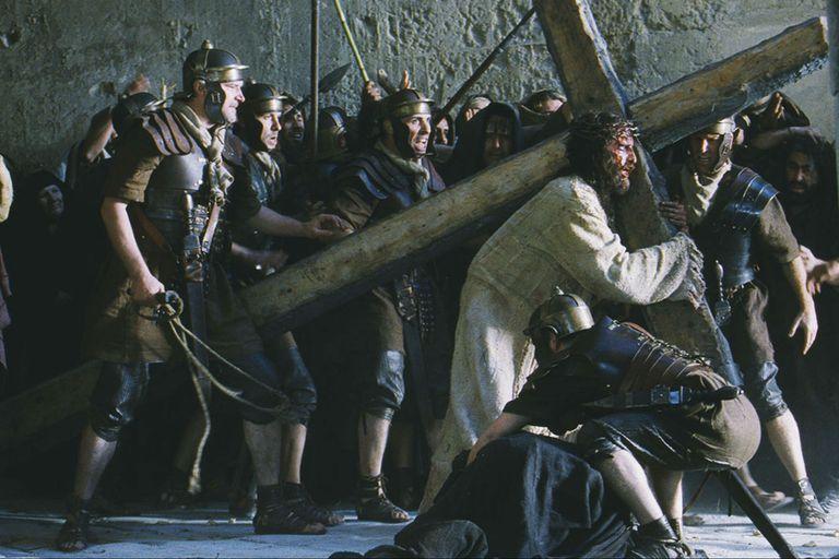 Mel Gibson y Jim Caviezel se preparan para la secuela de La pasión de Cristo
