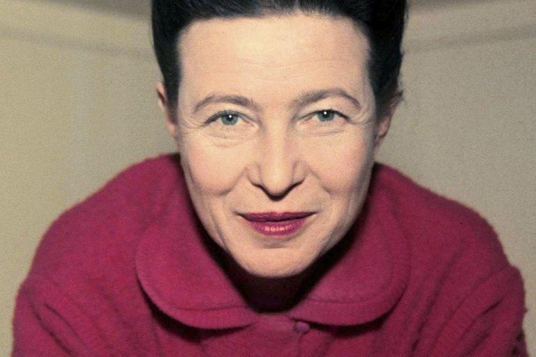 Simone de Beauvoir, murió hace 32 años y sus libros predijeron nuestros tiempos