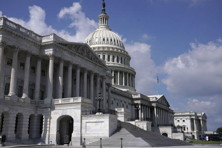 Foto tomada el 18 de septiembre del 2021 del Capitolio en Washington. (Foto AP/J. Scott Applewhite, File)