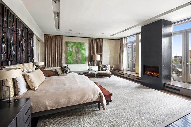 .La habitación de 300 metros cuadrados