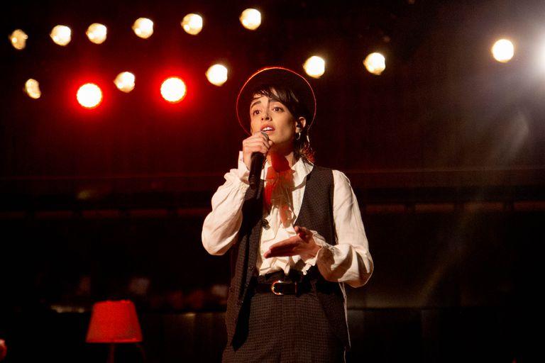 """Zoe Gotusso cantó su hit """"Ganas"""" en La Trampa"""
