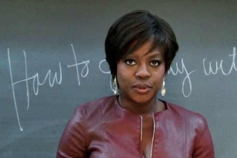 Viola Davis, estrella de How to Get Away with Murder