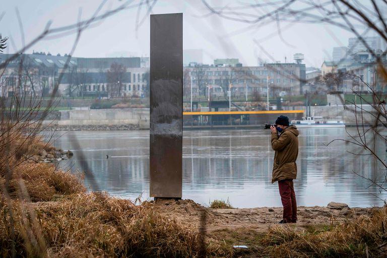 Monolitos misteriosos: apareció uno nuevo, esta vez, en Polonia