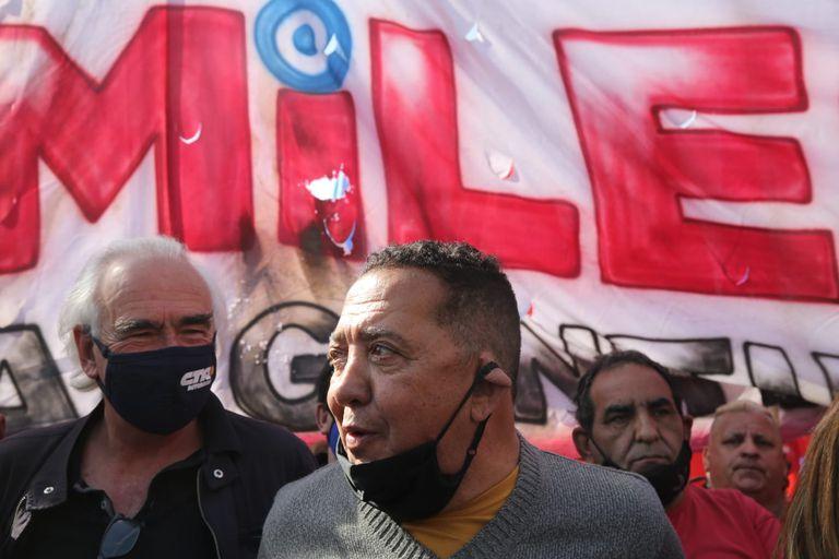 """Luis D'Elía cargó contra el Presidente y le hizo un reclamo """"urgente"""""""