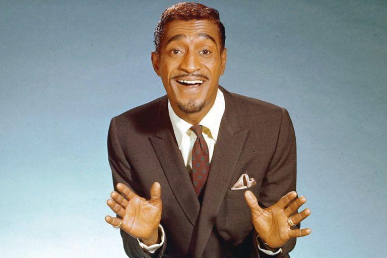 Sammy Davis Jr, el Beetlejuice que Burton soñó