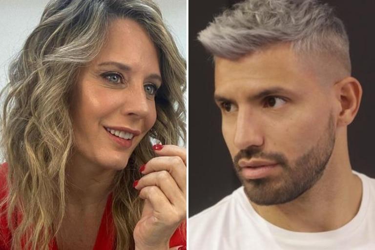 """La sorpresiva confesión de Rocío Marengo sobre el Kun Agüero: """"Me tiraba onda"""""""