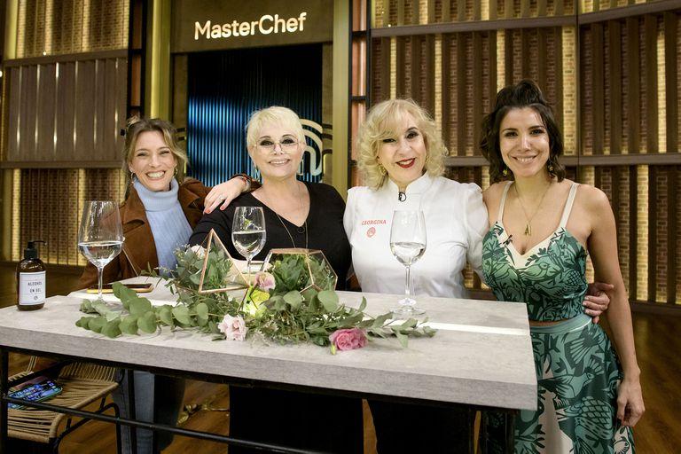 ¡Soy tu fan! La barra de Georgina Barbarossa: La Chepi, Carmen Barbieri y Andrea Rincón