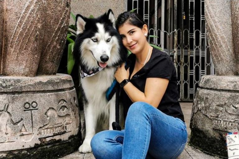 Elizabeth Noreña viajará a Luxor en septiembre como parte de un equipo multidisciplinar