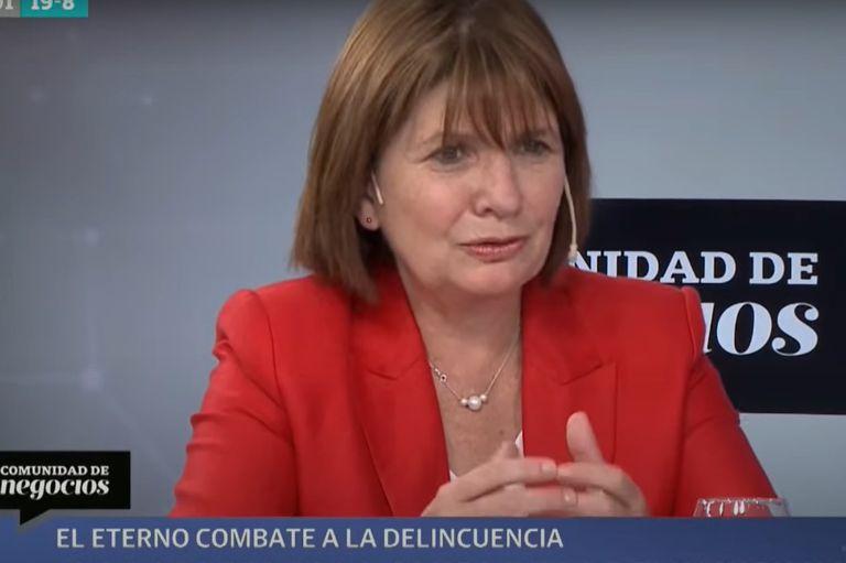 """Patricia Bullrich bajó su candidatura a diputada por la Ciudad: """"Apuesto al 2023″"""
