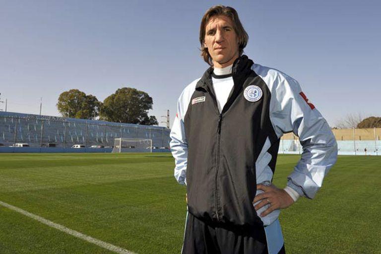 Teté González será el reemplazo de Zielinski en Belgrano