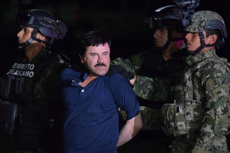 La rutina del Chapo, fugitivo en las montañas de Sinaloa