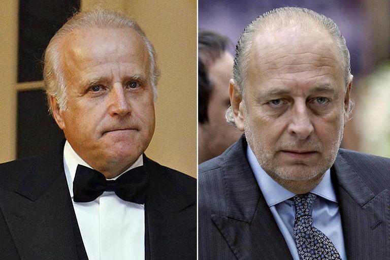 James Biden, hermano del presidente de EE.UU., y José Luis Manzano tienen una relación que data de muchos años