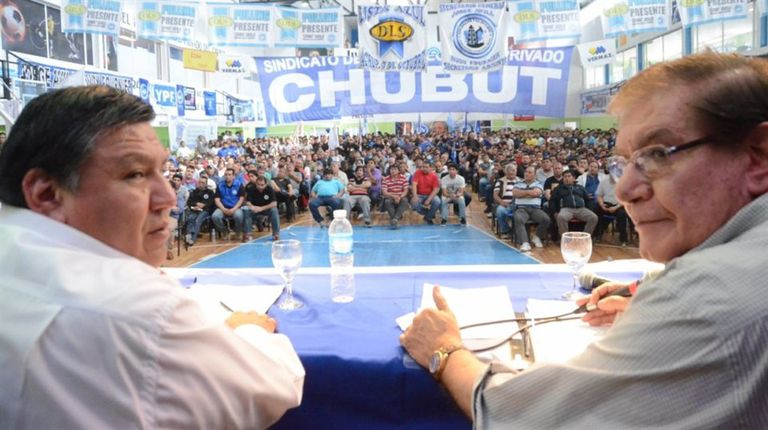 El sindicato de petroleros va al paro este martes para acompañar a Alberto Fernández