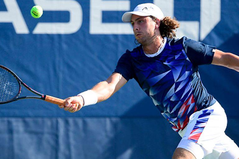 Tras un 2019 intenso, en el que se convirtió en bandera de la lucha contra la corrupción, Trungelliti piensa en su tenis.