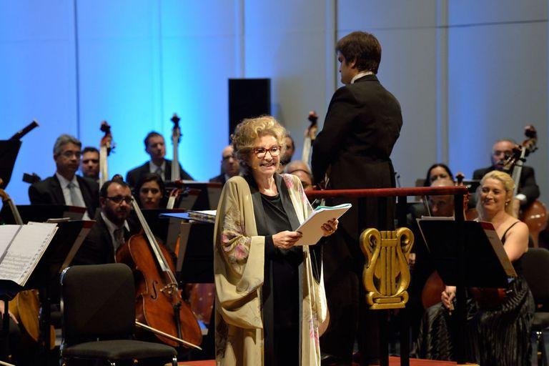 Norma Aleandro cierra el Festival Shakespeare