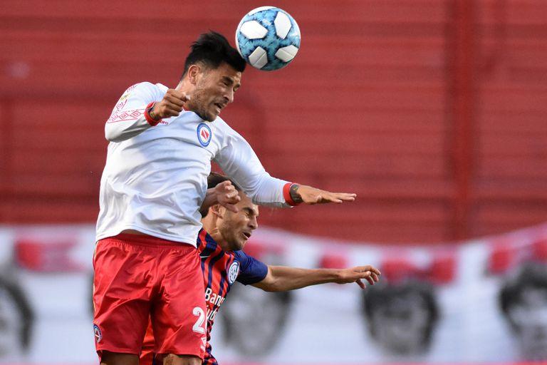 Argentinos y San Lorenzo debutan en la Copa Liga Profesional en la Paternal