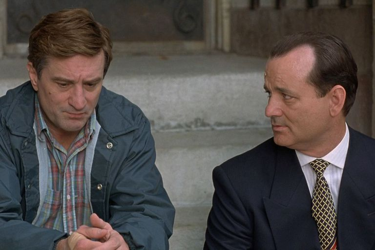 Una mujer para dos, un duelo actoral entre Bill Murray y Robert De Niro