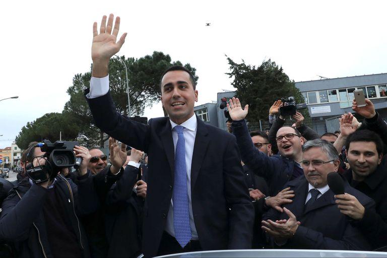 Italia se enfrenta otra vez a un bloqueo político, según los boca de urna