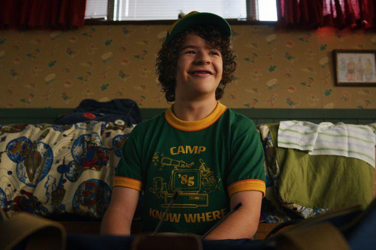 Gaten Matarazzo, Dustin de 'Stranger Things', habla de la nueva temporada