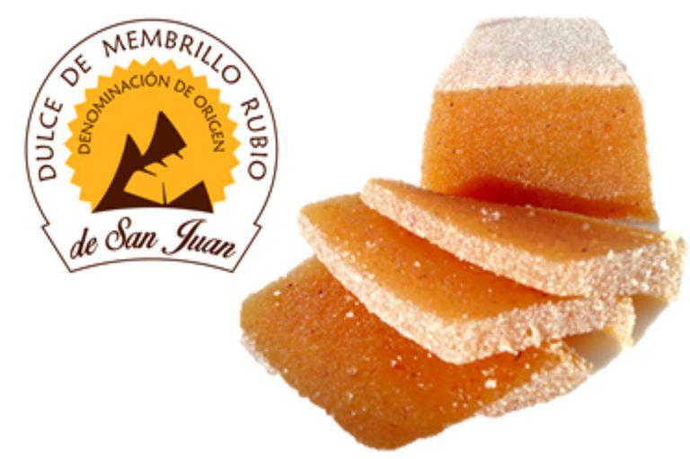 El membrillo rubio de San Juan fue el último producto en obtener su denominación de origen, en octubre de 2018.