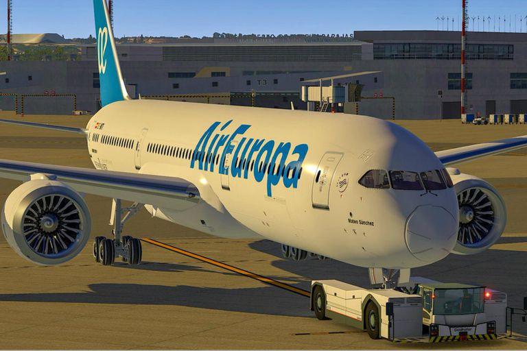 Falsa alarma en un vuelo de Córdoba a Madrid