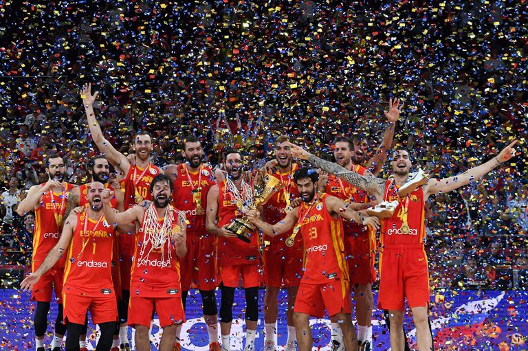 España venció a Argentina y es el nuevo campeón del mundo