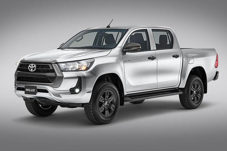 La Toyota Hilux, segunda en ventas y firme este 2021