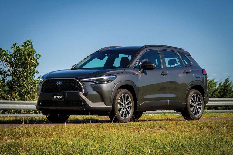 El nuevo Toyota Corolla Cross se vuelve competitivo