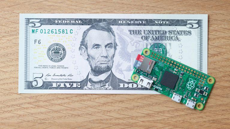 La nueva Raspberry Pi Zero