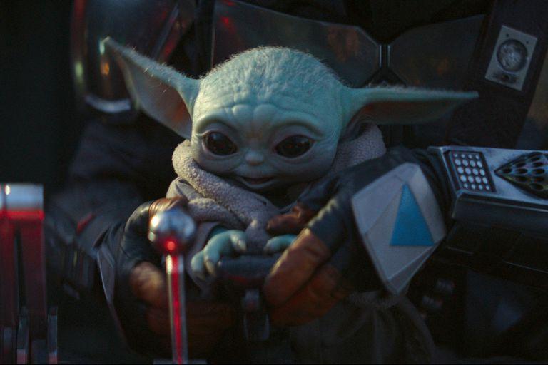 Baby Yoda, la inesperada estrella de The Mandalorian, la serie del universo Star Wars que es el gran éxito de la plataforma de Disney, que el martes 17 estará disponible en la Argentina y en toda América latina