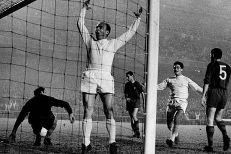 Alfredo Di Stéfano, un prócer del Real Madrid de los años 60
