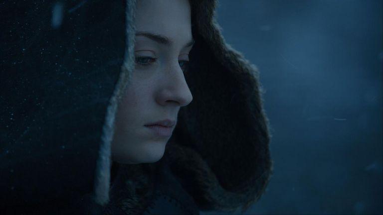 Sansa, entre cavilaciones