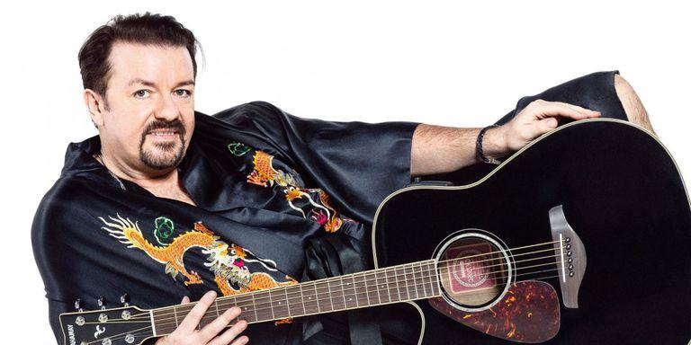 Ricky Gervais como David Brent