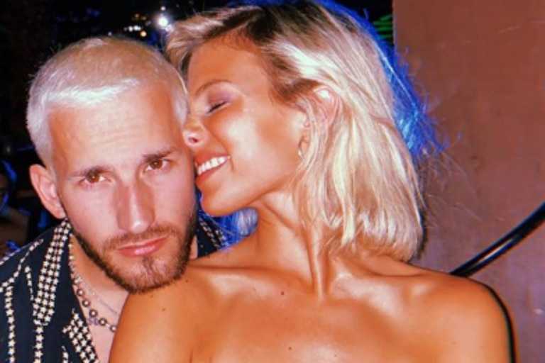 Stefi Roitman y Ricky Montaner blanquearon su noviazgo con unas románticas fotos