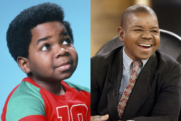 Gary Coleman. El simpático niño actor de Blanco y negro murió a los 42 años; padecía de una enfermedad renal congénita