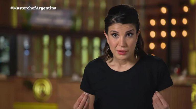 """Listorti contó que Andrea Rincón """"se fue a los gritos"""" de MasterChef Celebrity"""