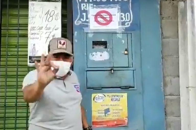 La iniciativa es de Luis Adrián Duque; desde la oposición denuncian que se trata de una estigmatización de los infectados con Covid-19 en Venezuela