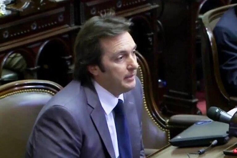 El diputado Eduardo Cáceres está procesado en San Juan por violencia de género