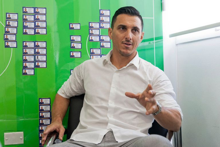 Nicolás Burdisso, en cuarentena tras regresar desde Europa