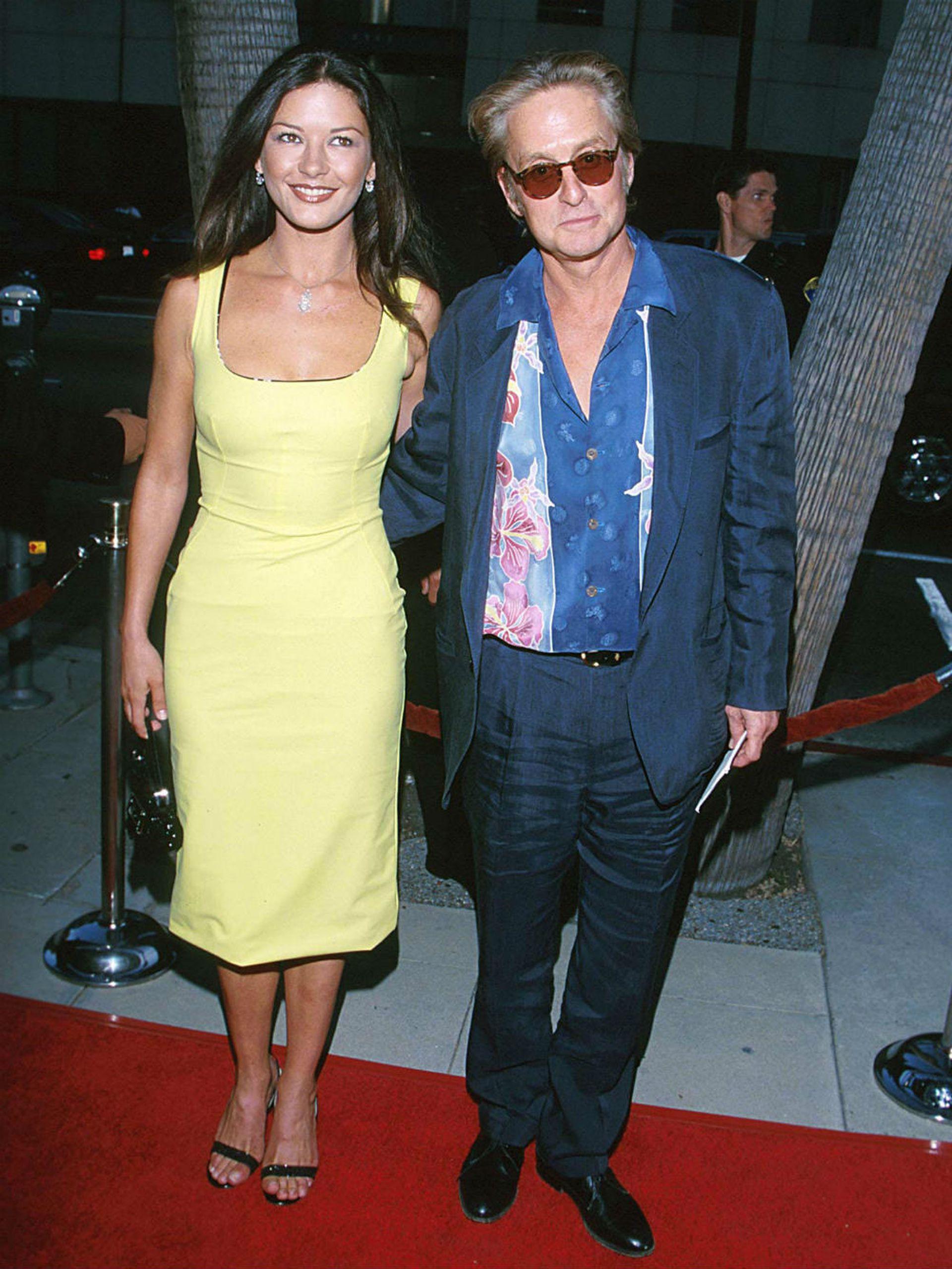 La pareja hizo pública su relación en el año 1999