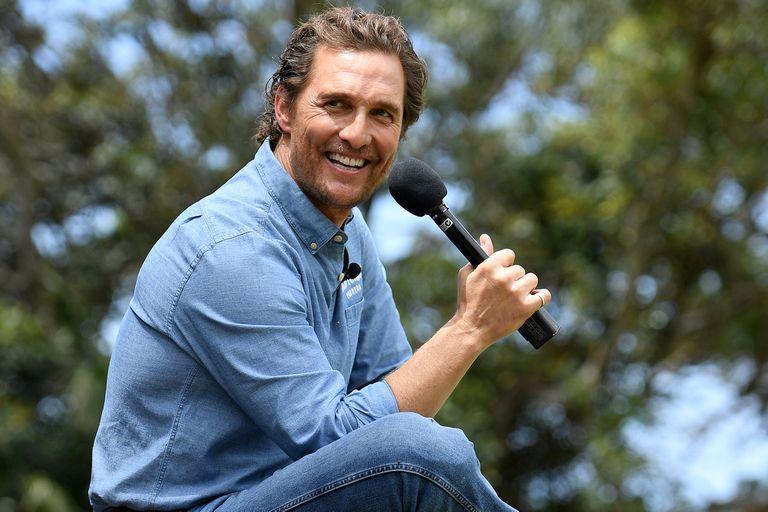 Matthew McConaughey escribió un libro de memorias