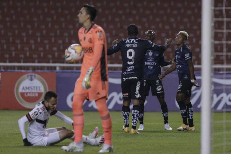 Paliza histórica: Flamengo perdió 5-0, en la peor derrota de un campeón de Copa